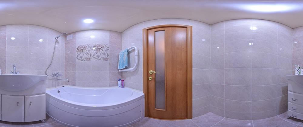 ремонт ванной комнаты в Караганде, ул. Язева